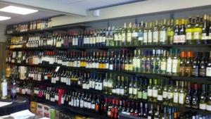 Corner Liquor Store Inventory